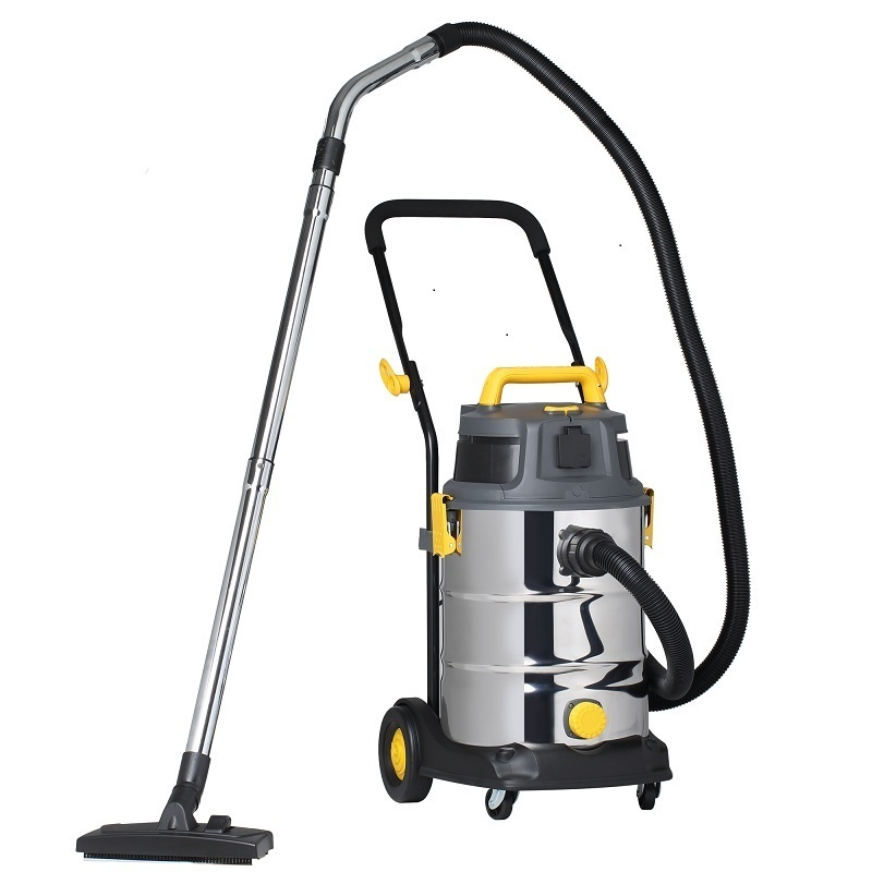 L Class dust extraction, 240V, 1600W, 30 Litre Industrial Wet and Dry Vacuum Cleaner with Power Take Off VK1630SWC.