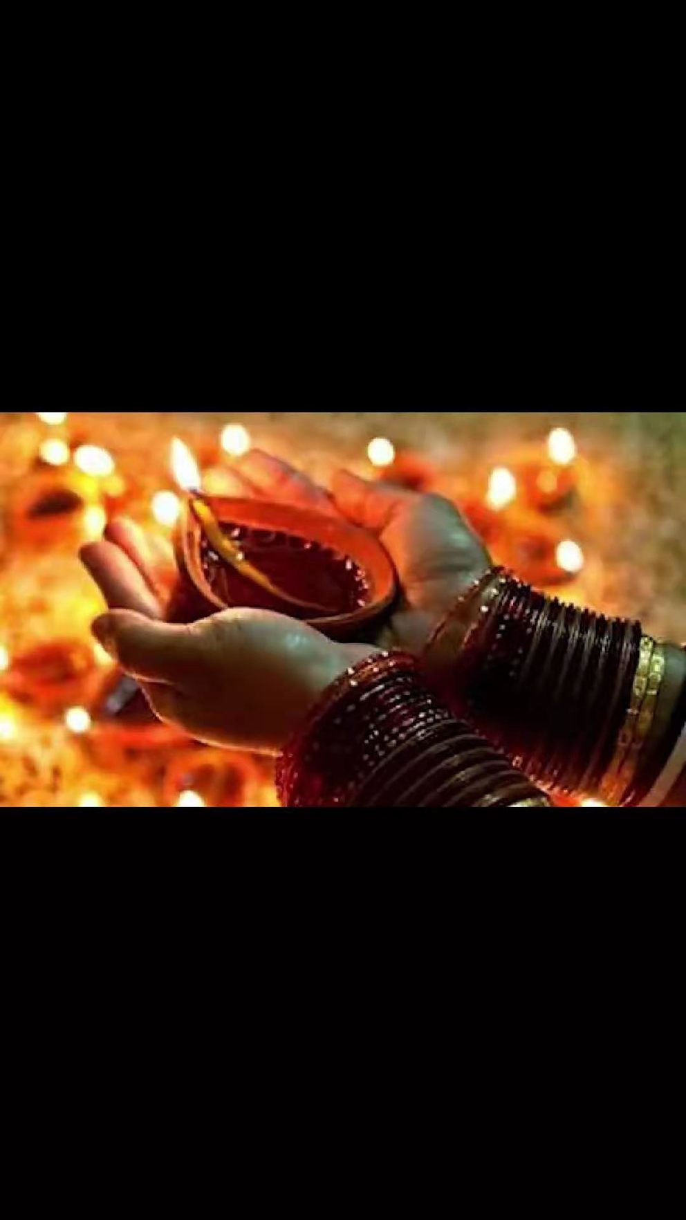 VACMASTER INDIA PARTNER SEND BLESS WITH BEAUTIFUL LANTERN