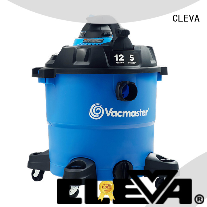 CLEVA professional wet and dry vacuum cleaner factory direct supply for cleaning