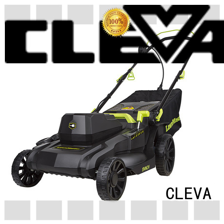 CLEVA lawn mower with roller supplier for cleaning