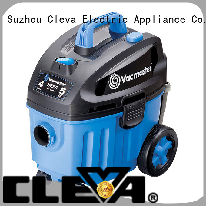 CLEVA detachable wet dry shop vac factory direct supply for home