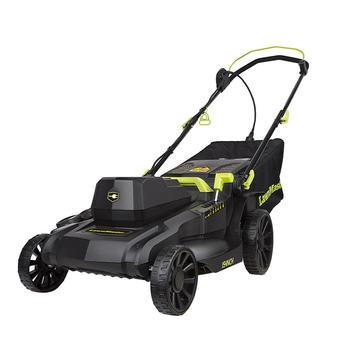"Lawnmaster 12.5 Amp Motor,19"" Electric Lawn Mower MEC1218E"