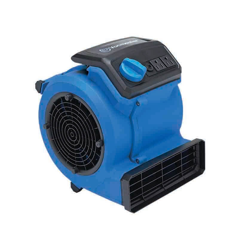 Vacmaster 3-Speed 3-Position,550 CFM,Air Mover Blower Fan,AM201