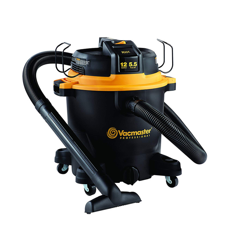 Vacmaster Professional,12 Gallon Beast Series,5.5 HP 2-1/2