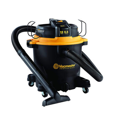 """Vacmaster Professional,12 Gallon Beast Series,5.5 HP 2-1/2"""" Hose,Wet and Dry Vacuum Cleaner for Home, VJH1211PF 0201"""
