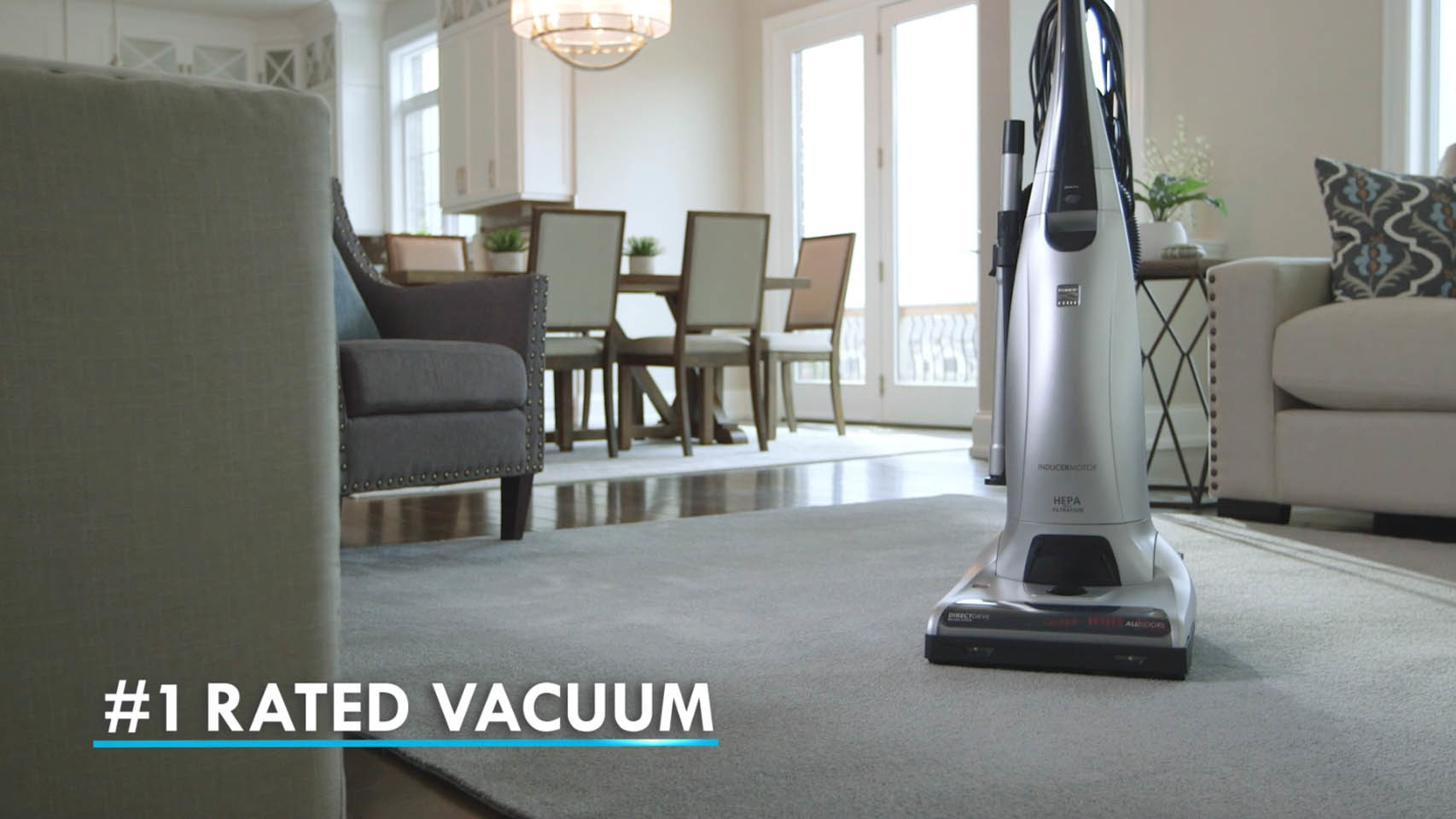 Kenmore Elite 31150 Bagged Upright Vacuum Cleaner, Pet Friendly, Silver (Complete Set), with Microfiber Cleaner Bundle