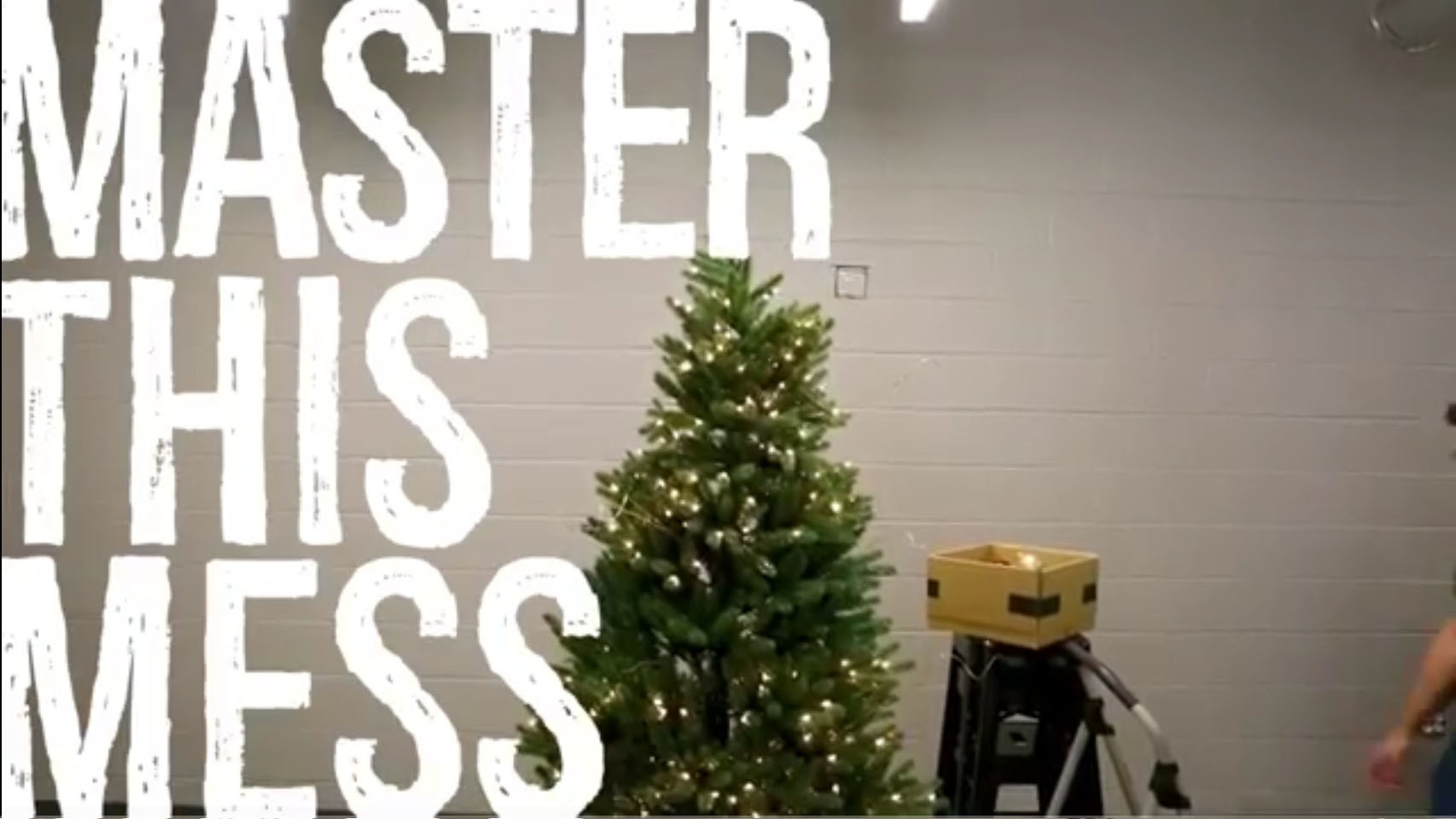 Master This Mess_ Christmas Tree