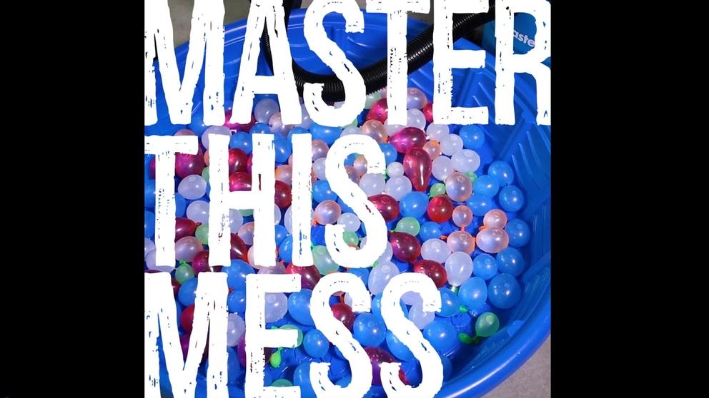Master This Mess_ Water Balloon Pool