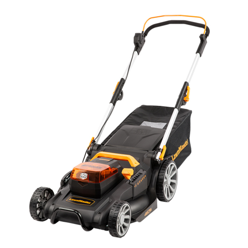 Best Grass Trimmer Brands Cordless Rotary Lawn Mower 60v Max Li-On 46cm