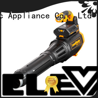 CLEVA worldwide battery powered leaf blower from China for promotion
