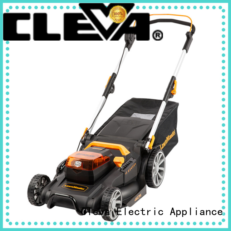 CLEVA energy-saving battery powered leaf blower series for sale