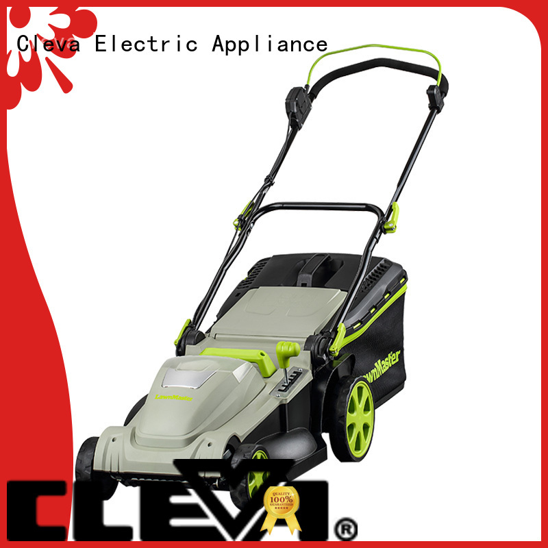 CLEVA cordless best push lawn mower wholesale for home