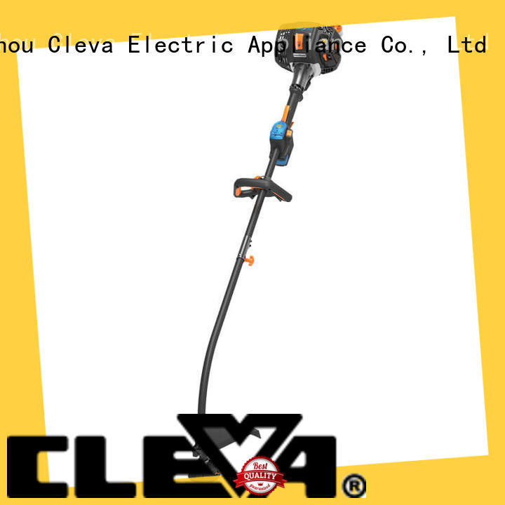 CLEVA long lasting cordless string trimmer factory direct supply for promotion