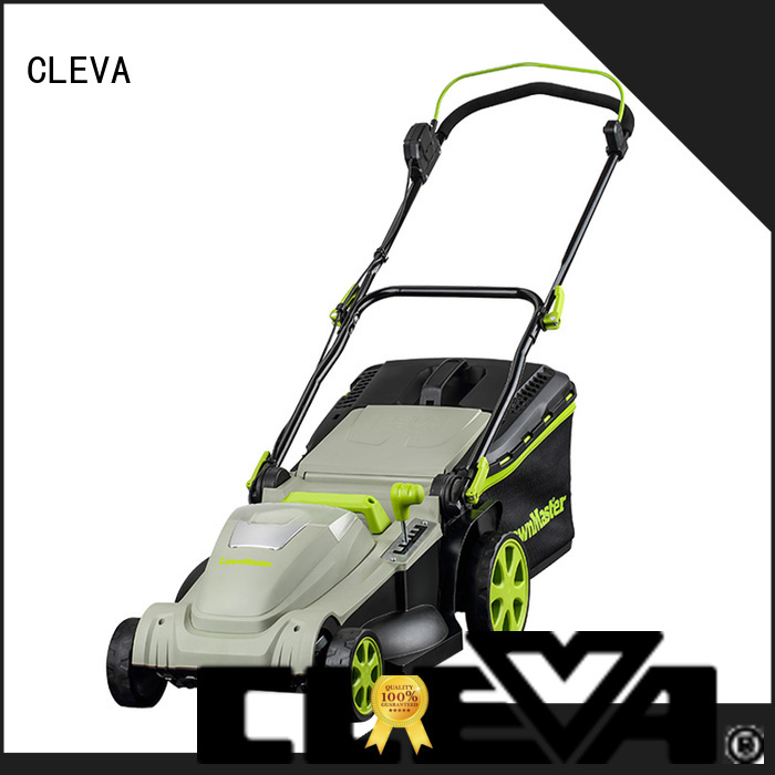 CLEVA lawn mower with roller supplier for home
