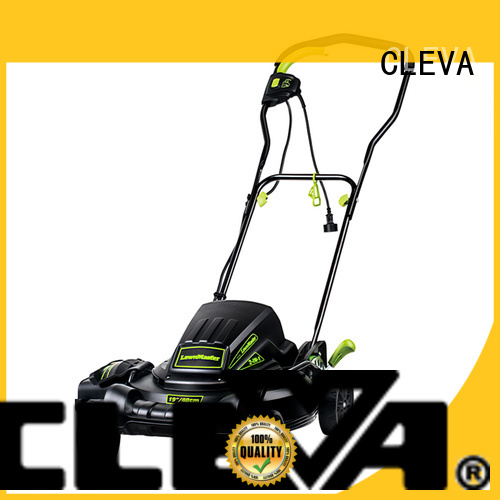 CLEVA rechargeable lawn mower supplier for cleaning