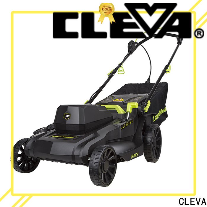 CLEVA best lawn mower brands company for home