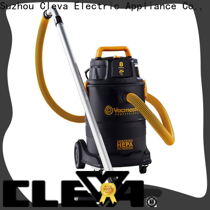 CLEVA detachable best wet and dry vacuum cleaner supplier for cleaning