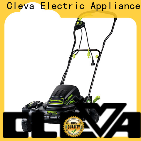 CLEVA lawn mower equipment factory direct supply for cleaning