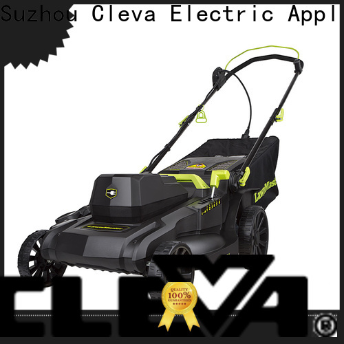CLEVA lawnmaster power rotary lawn mower supplier for floor