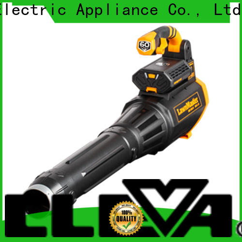 CLEVA hot selling cordless garden blower supplier for promotion