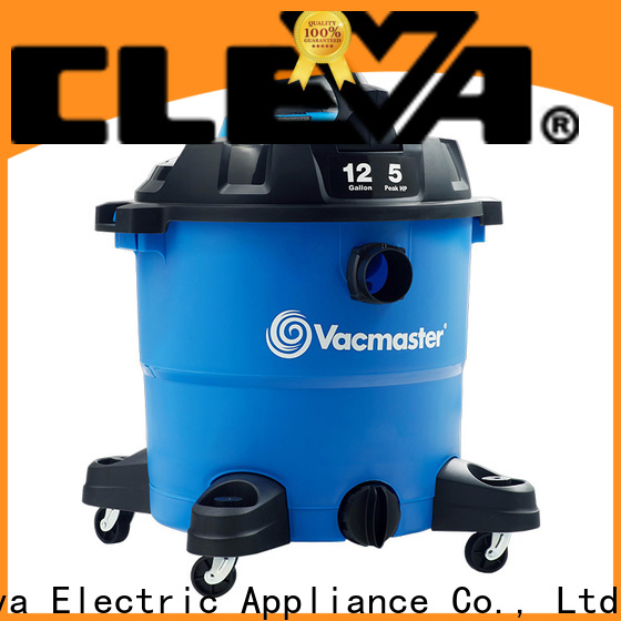 CLEVA auto best wet dry vacuum cleaner factory direct supply for cleaning