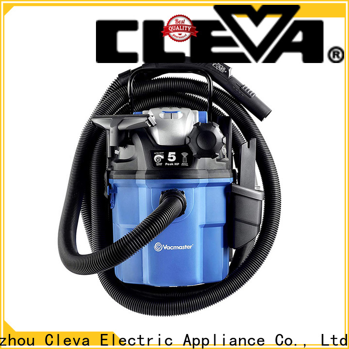CLEVA detachable wet dry shop vac wholesale for floor
