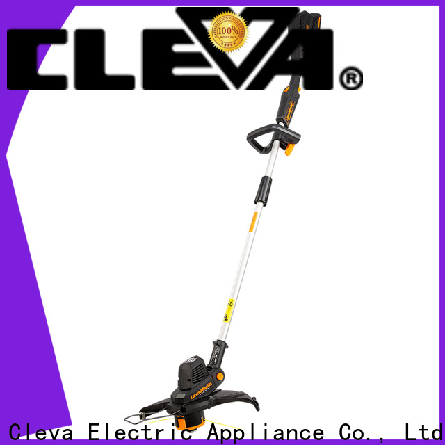 CLEVA stable lawn mower brand directly sale for comercial