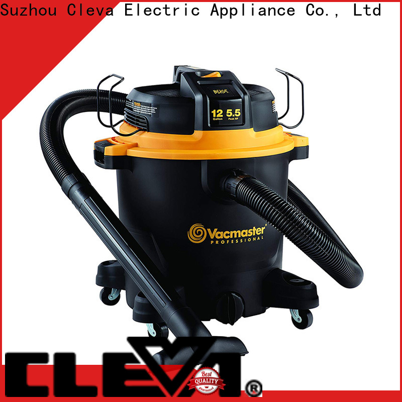CLEVA wet dry auto vacuum manufacturer for home