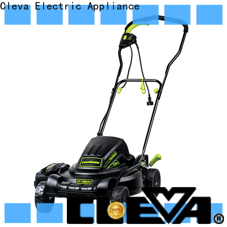 CLEVA practical best lawn mower brands suppliers for home