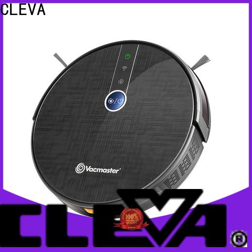 CLEVA best robot vacuum for hardwood floors company
