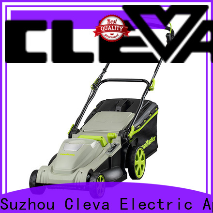 CLEVA professional lawn mower manufacturer for floor