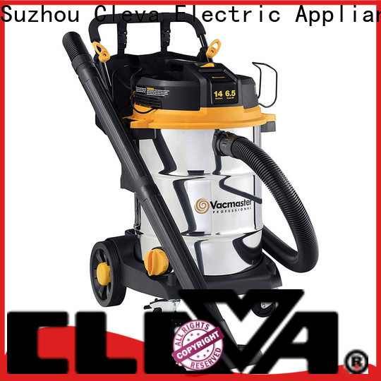 CLEVA cheap wet dry vac factory direct supply for floor